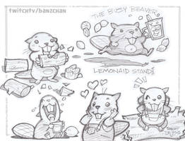 Busy Beaver Lemonaid