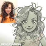 Moonnan Sketch