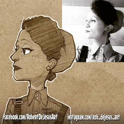 Instagram Portrait Giveaway Winner by Banzchan
