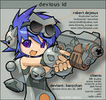 2006 Deviant ID