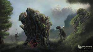 Hunting the beast of Gevaudan