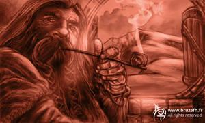 Messire nain (Sir dwarf)