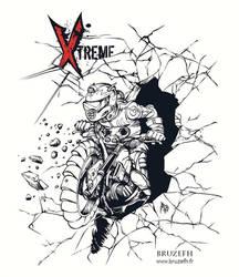 Motocross Xtreme by Bruzefh