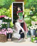 : flowers shop :