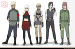 : OC's new outfits :