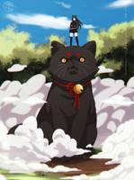 : Kuchiyose no Jutsu : by Lala-Mot