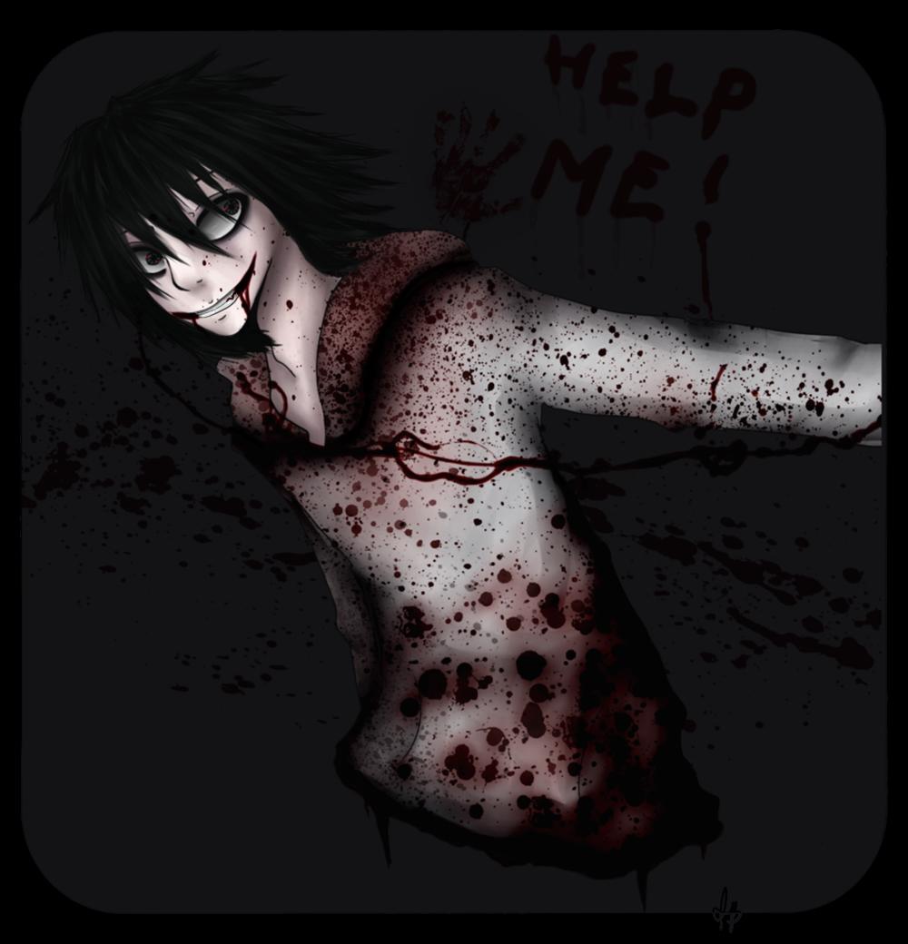 [ Jeff The Killer ] by Revan-vel