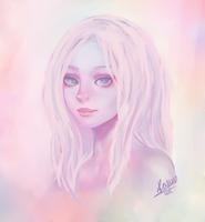 Pastel chalange by Revan-vel