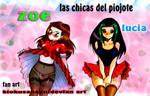 Viento Traviezo Las Chicas Del Piojote by kiokusanagui