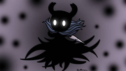 Hollow Knight - Shade by DarknessClaw