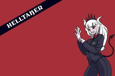 Helltaker - Lucifer