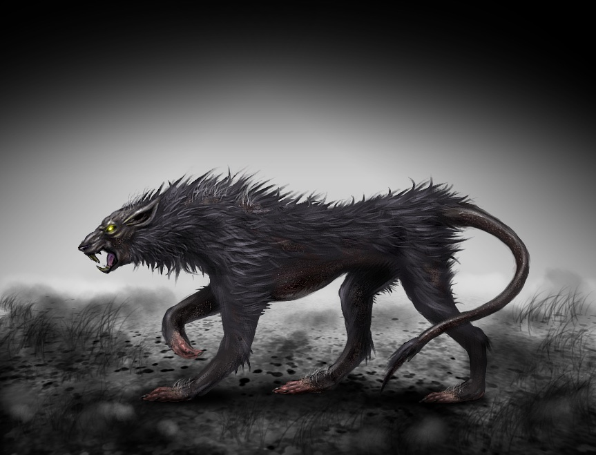 RAT_DOG by RobertDamnation