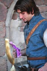 Flynn and 'Rapunzel'