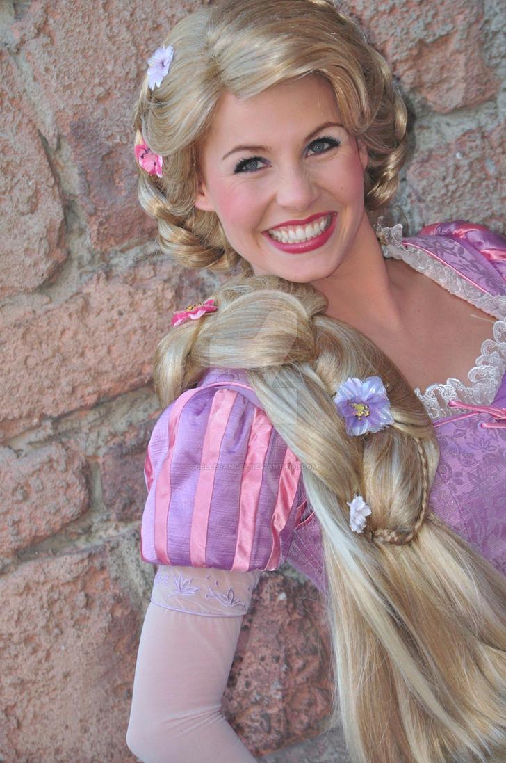 rapunzels smile by bellesangel on deviantart