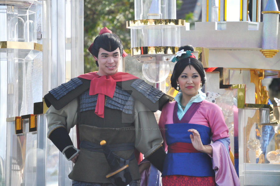 Mulan and Shang by BellesAngel ...  sc 1 st  BellesAngel - DeviantArt & Mulan and Shang by BellesAngel on DeviantArt