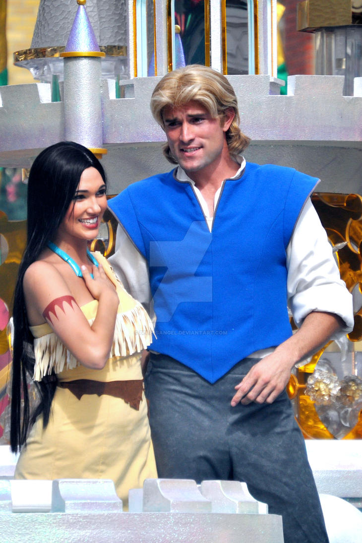john smith and pocahontas by bellesangel