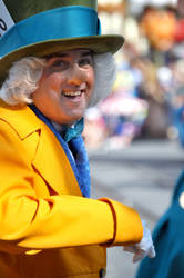 Mad Hatter's Smile