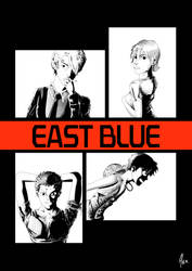 East Blue by Alex-NascimentoR