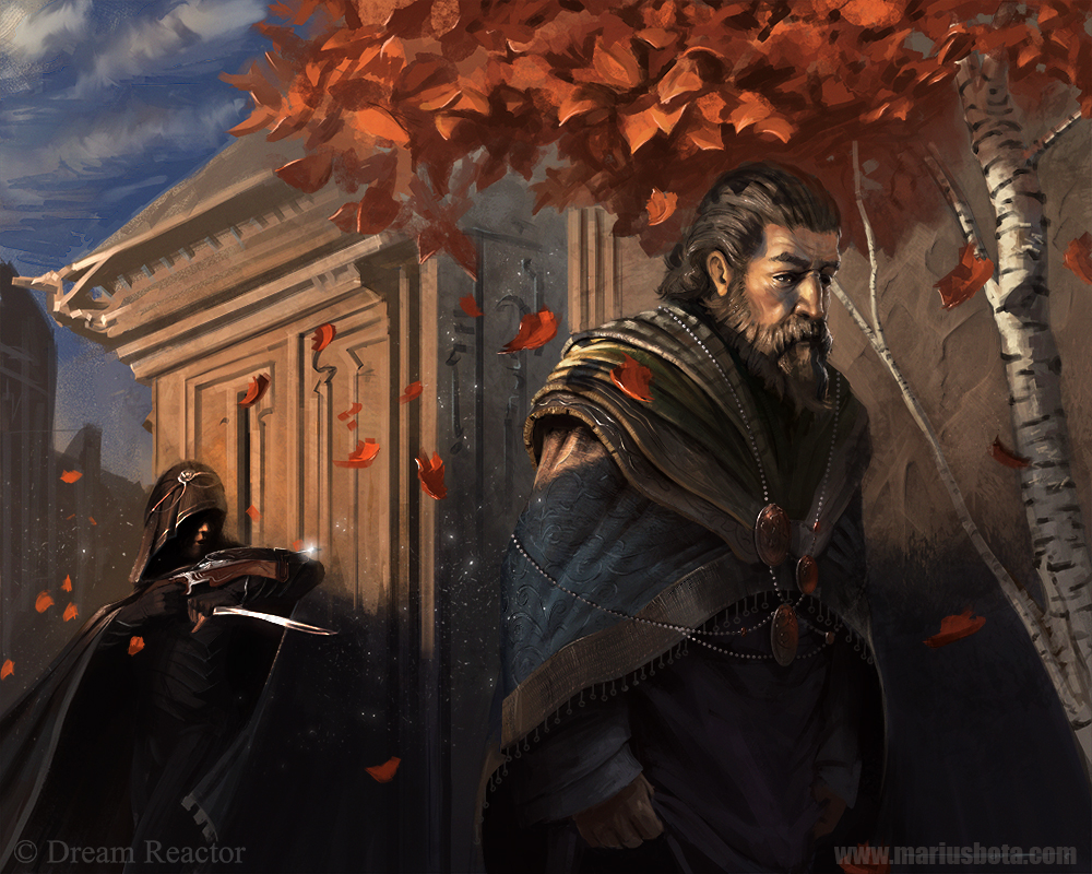 Assassinate by MariusBota