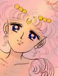 Princess Serenity - pink