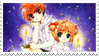 CCS stamp - Sakura Shaoran by hanakt