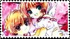 CCS stamp - Sakura Shaoran 03 by hanakt