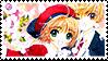 CCS stamp - Sakura Shaoran 04 by hanakt