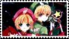 CCS stamp - Sakura Shaoran 05 by hanakt