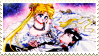 SM Stamp - Usagi y Mamoru by hanakt