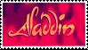 Disney Stamp - Aladdin 022