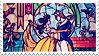 Disney Stamp - BatB 001 by hanakt