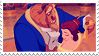 Disney Stamp - BatB 008 by hanakt