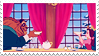 Disney Stamp - BatB 011 by hanakt