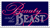 Disney Stamp - BatB 021 by hanakt