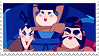 Disney Stamp - Mulan 001 by hanakt