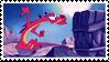 Disney Stamp - Mulan 004
