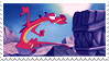 Disney Stamp - Mulan 004 by hanakt