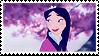Disney Stamp - Mulan 006 by hanakt