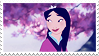 Disney Stamp - Mulan 006