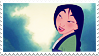 Disney Stamp - Mulan 008 by hanakt