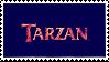 Disney Stamp - Tarzan 006 by hanakt