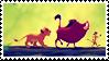 Disney Stamp - TLK 008