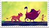 Disney Stamp - TLK 008 by hanakt