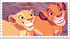 Disney Stamp - TLK 011