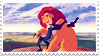 Disney Stamp - TLK 018 by hanakt