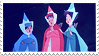 Disney Stamp - SB 002 by hanakt