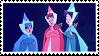 Disney Stamp - SB 002 by hanakt