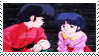 Ranma Stamp - RanmaAkane 023 by hanakt