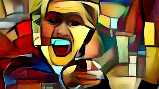 Hillary by lherrerabenitez