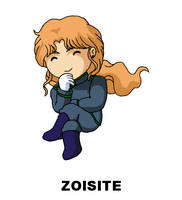 #044: Zoisite by TinySailorMoon